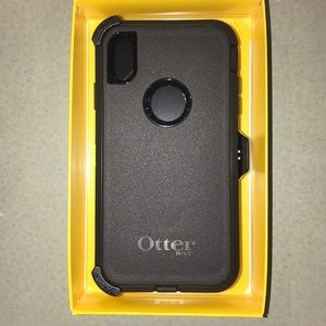 Brand New- IPhone XS Max-Otterbox Defender